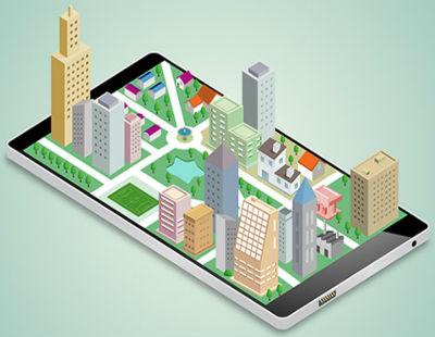 Mobile App Development, Website Development company Geo-location specification